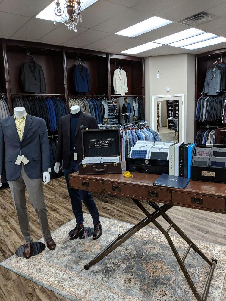 Sam Michael's Menswear Tailoring & Tuxedos