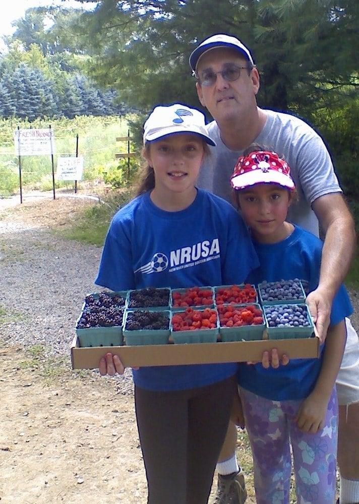 3 Birds Berry Farm: 1859 Brooksfield Rd, Blacksburg, VA