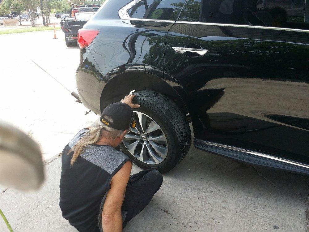 Santos Tire & Auto Repair: 3939 Pioneer Rd, Balch Springs, TX