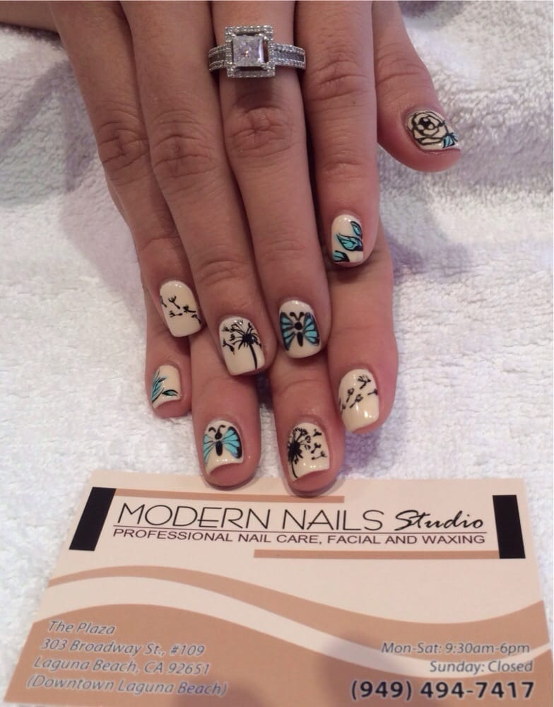 Modern Nails Posts: Laguna Beach, CA