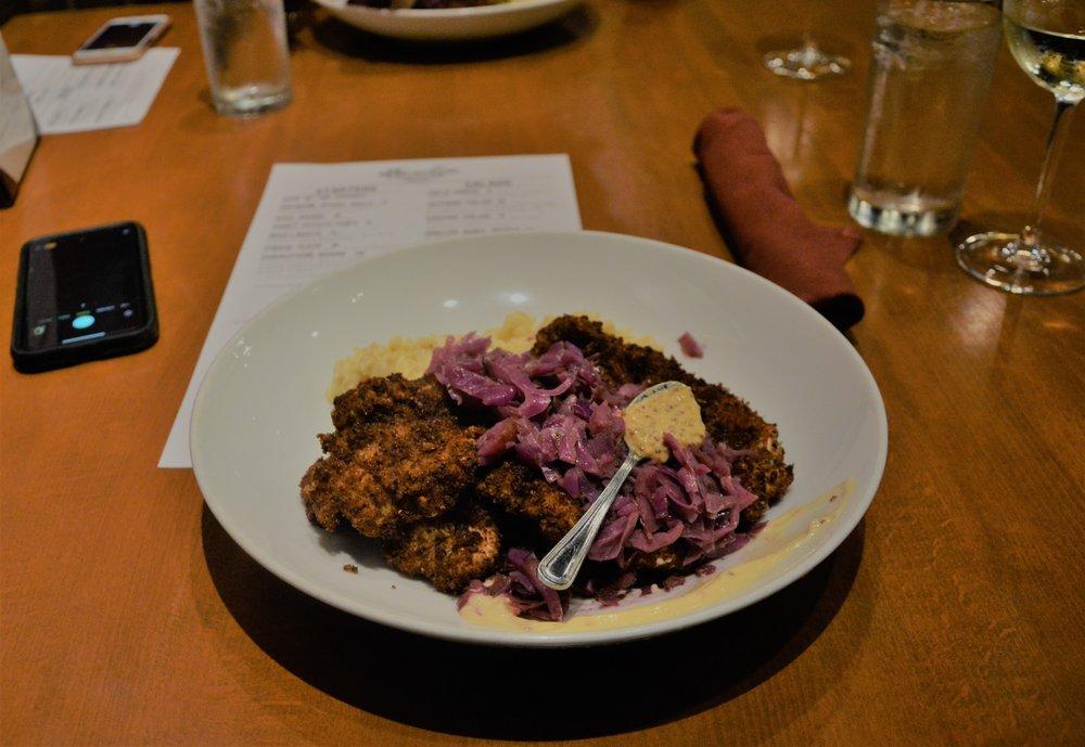 Harvest Grill: 230 Cabernet Ln, Dobson, NC