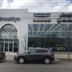 Brooklyn Chrysler Jeep Dodge RAM Reviews Car Dealers - Chrysler jeep dodge dealer