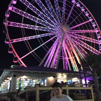Foto Zu Myrtle Beach SkyWheel