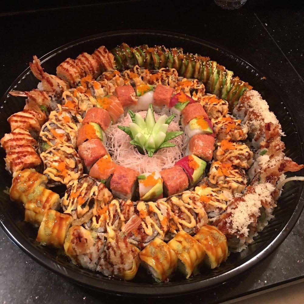 Tokyo Japanese Restaurant Yonkers Menu