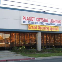 Photo Of Planet Crystal Lighting Commerce Ca United States