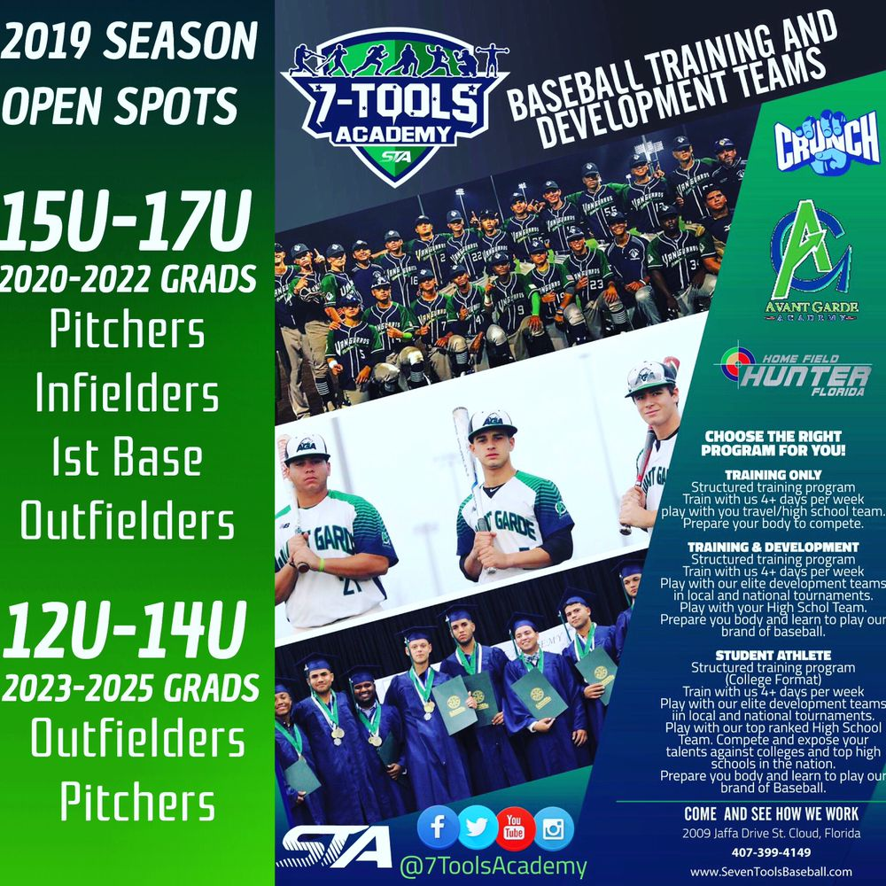 7-Tools Baseball Academy