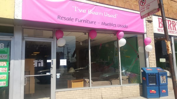 I Ve Been Used Resale Furniture Closed Thrift Stores 4756