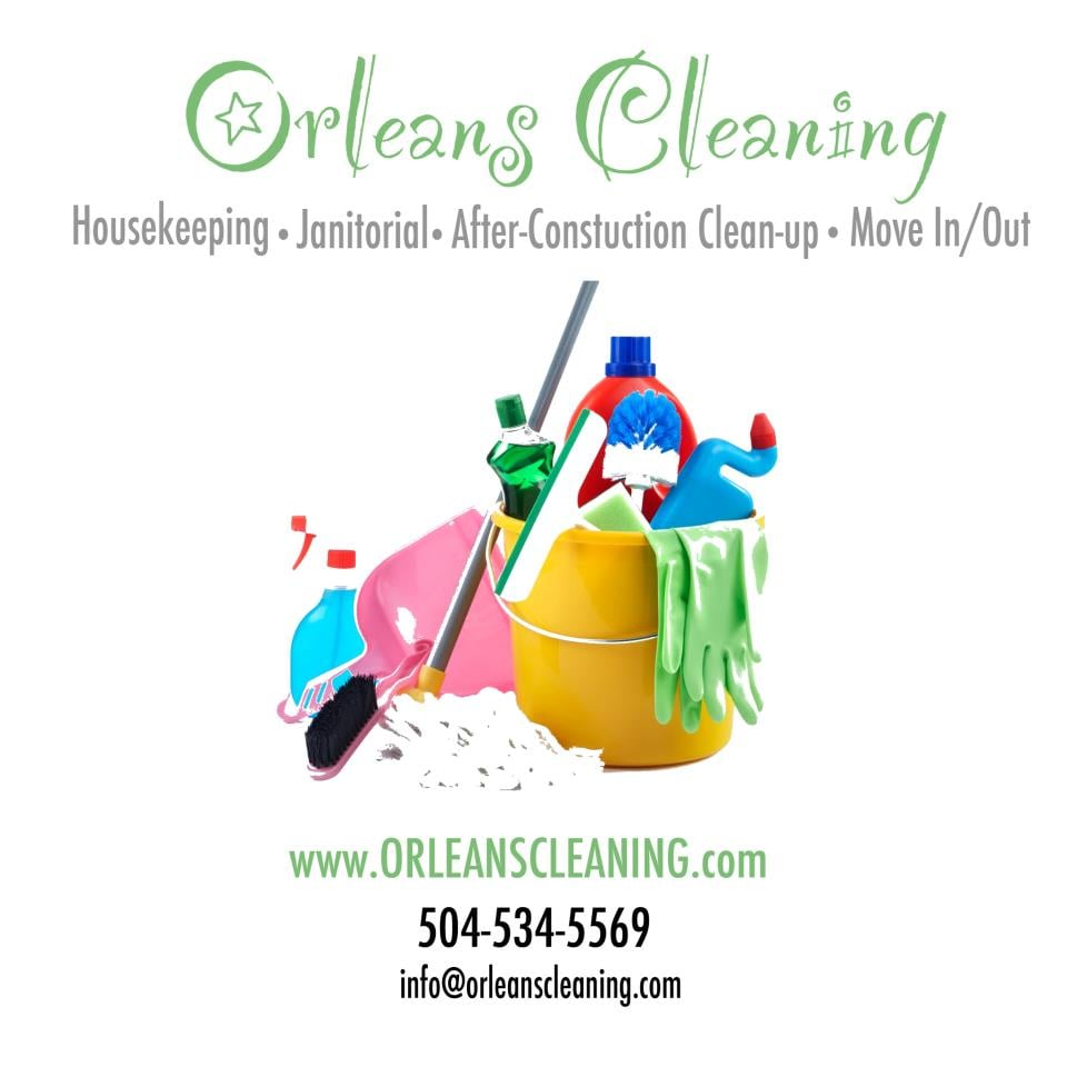 Orleans Cleaning Services