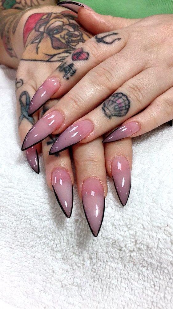 Nails & Spa By Lauren: 4702 Clairemont Mesa Blvd, San Diego, CA