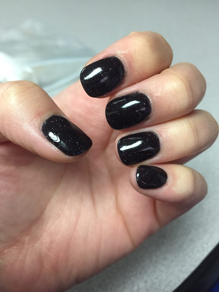 According To My Manicurist My Nails Are Too Short For Sns