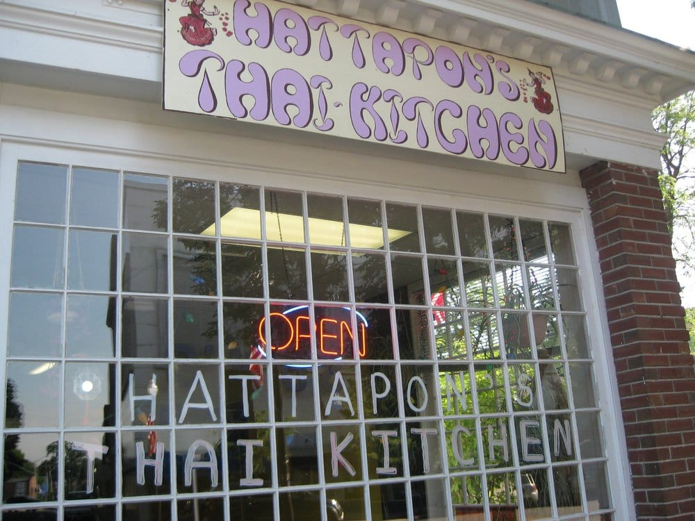 Hattapon S Thai Kitchen Greenfield Ma