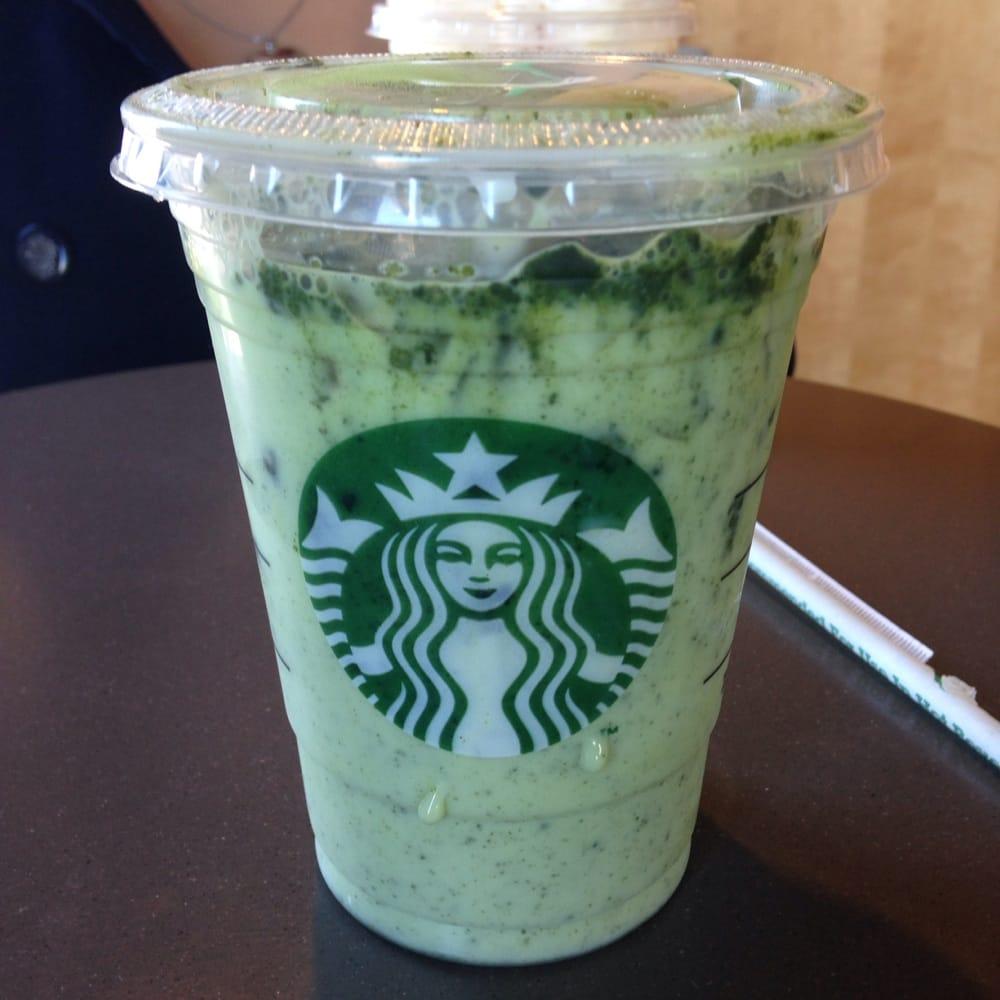Iced Green Tea Latte - Yelp