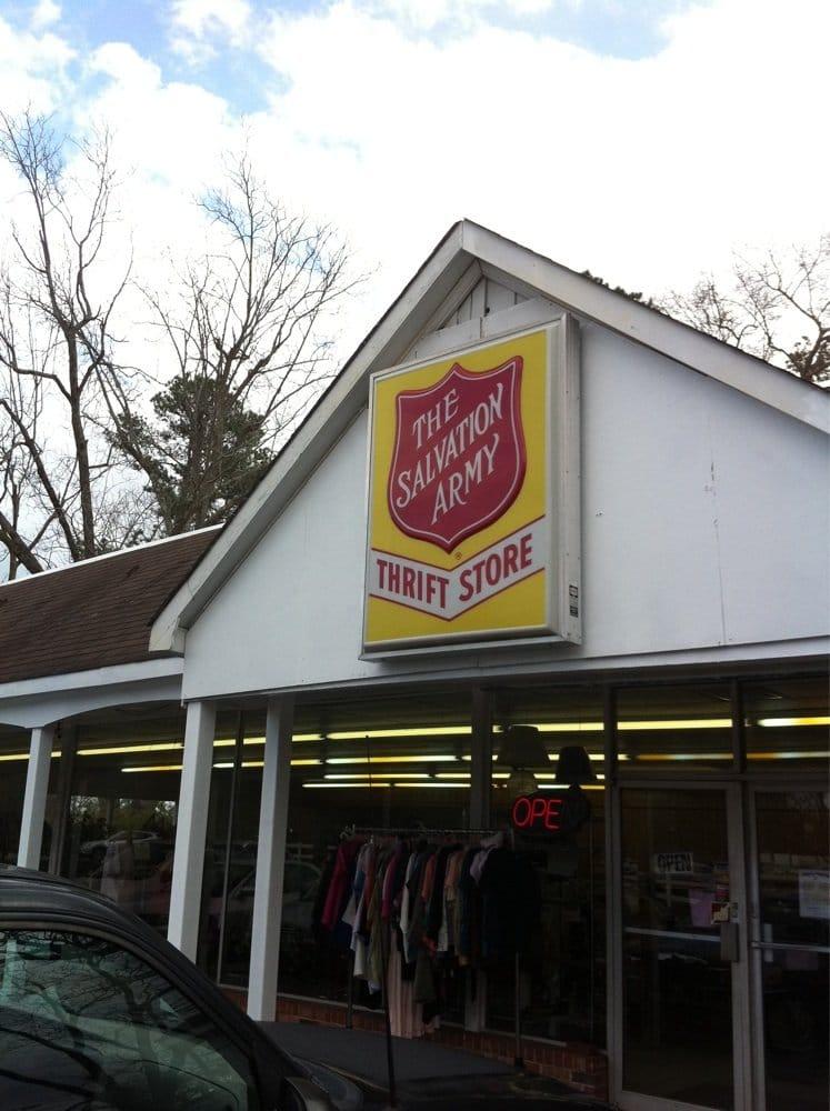 The Salvation Army Thrift Store: 103 Silver Bluff Rd, Aiken, SC
