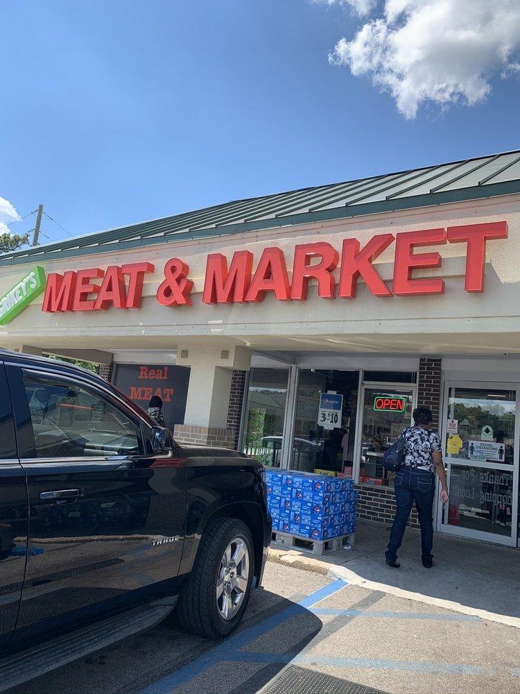Grikey's Meat & Market: 2344 Center Point Pkwy, Center Point, AL