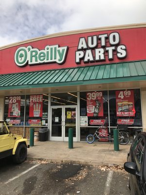 O'Reilly Auto Parts 1555 Dillingham Blvd Honolulu, HI Auto