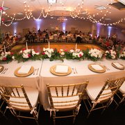 Celebrity event decor 19 photos party event planning 13474 head wedding table photo of celebrity event decor jacksonville fl united states head wedding table junglespirit Images