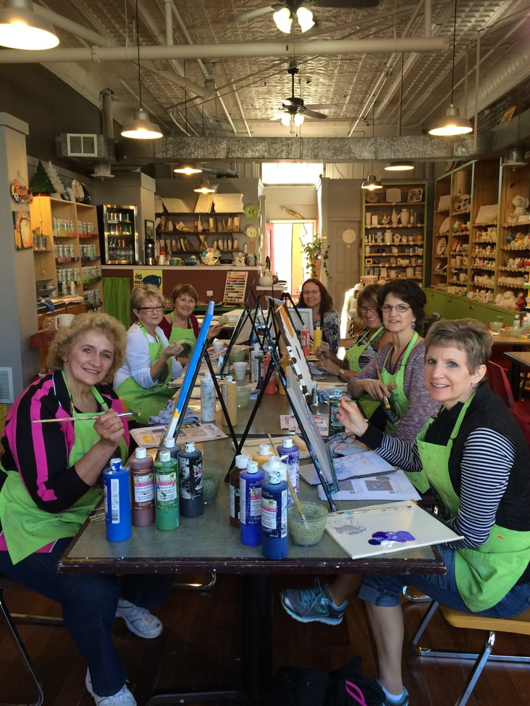 Kari's Create & Paint Studio: 221 Chestnut St E, Stillwater, MN