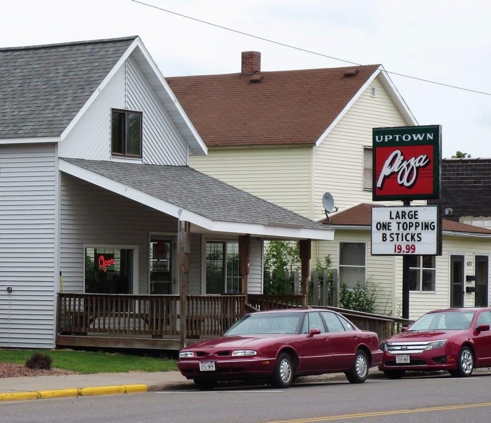 Uptown Pizza: 613 E La Salle Ave, Barron, WI