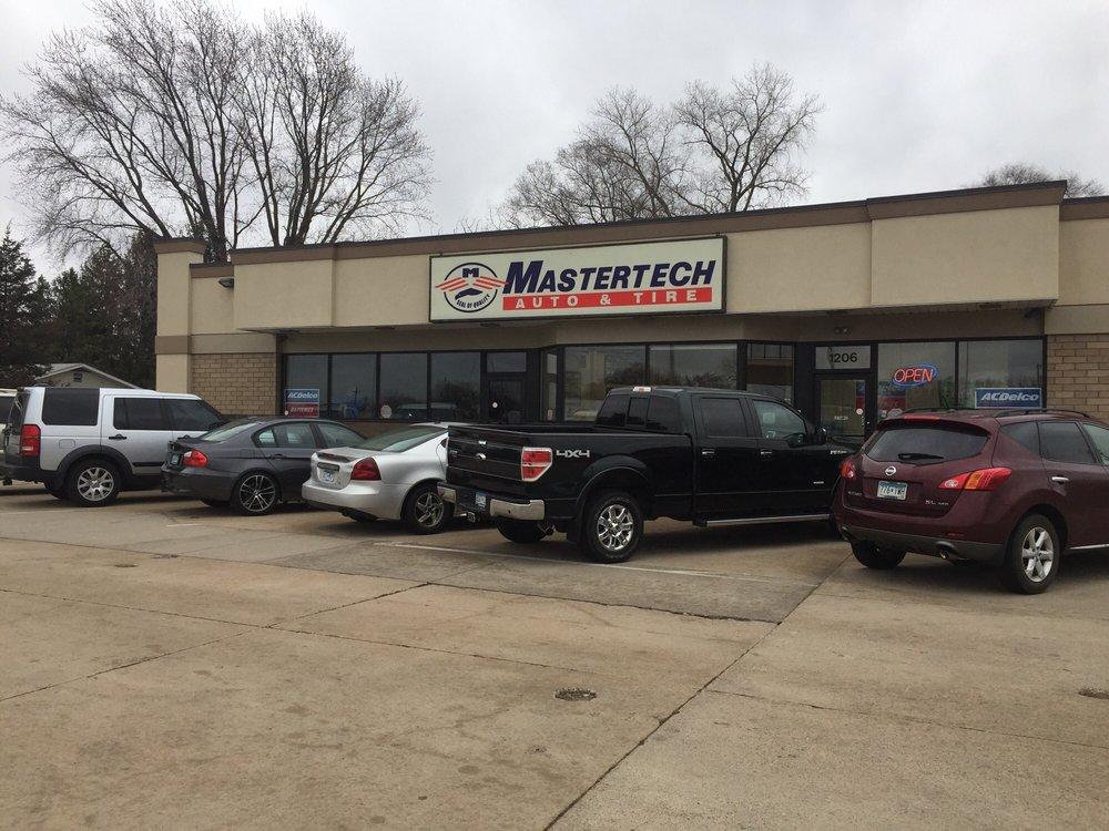 Mastertech Auto & Tire: 1206 Hastings Ave, Newport, MN