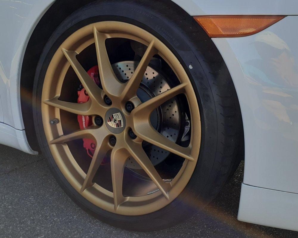 Auto Envy Chrome and Powder Coating: 7156 Weddington Rd NW, Concord, NC