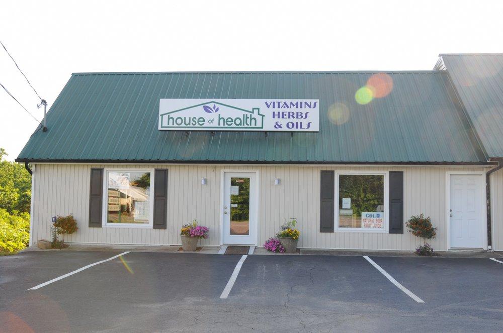 House of Health: 16096 Fancy Gap Hwy, Cana, VA