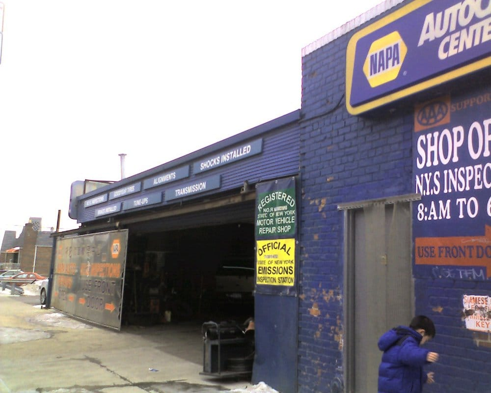 Car Body Repair Shops Near Me >> Napa Headquarters Auto Center - Auto Repair - Kew Gardens ...