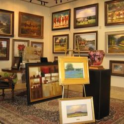 JR Mooney Galleries Of Fine Art logo
