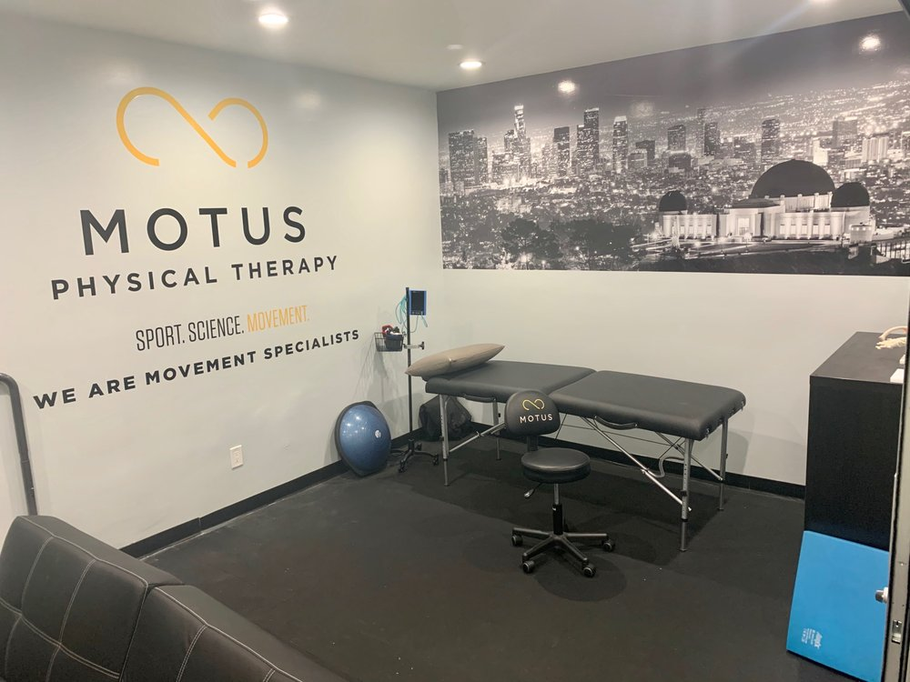 MOTUS Specialists Physical Therapy: 718 N Brea Blvd, Brea, CA