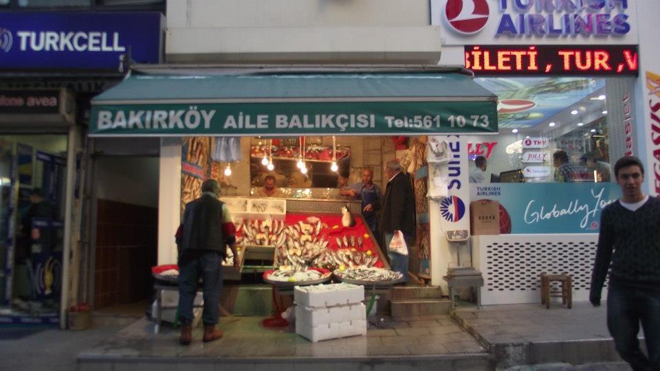 Bakırköy Aile Balıkçısı