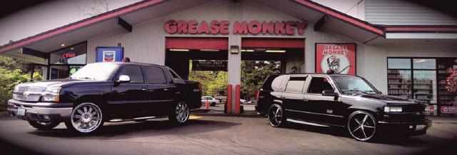 Grease Monkey: 14239 SE Petrovitsky Rd, Renton, WA