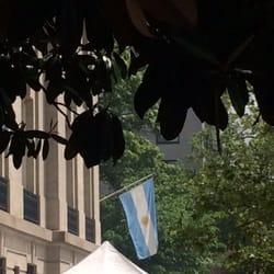 Embassy of Argentina - 1600 New Hampshire Ave, Dupont Circle