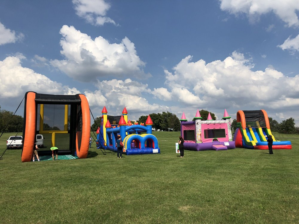 TN Bounce House: 3850 Talley Moore Rd, Columbia, TN