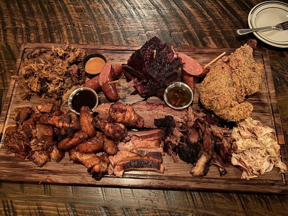 Social Spots from Southern Craft BBQ