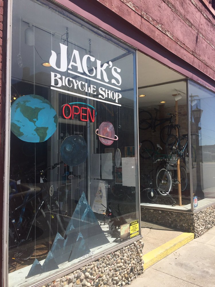 Photo of Jack's Bicycle Shop: Bay City, MI