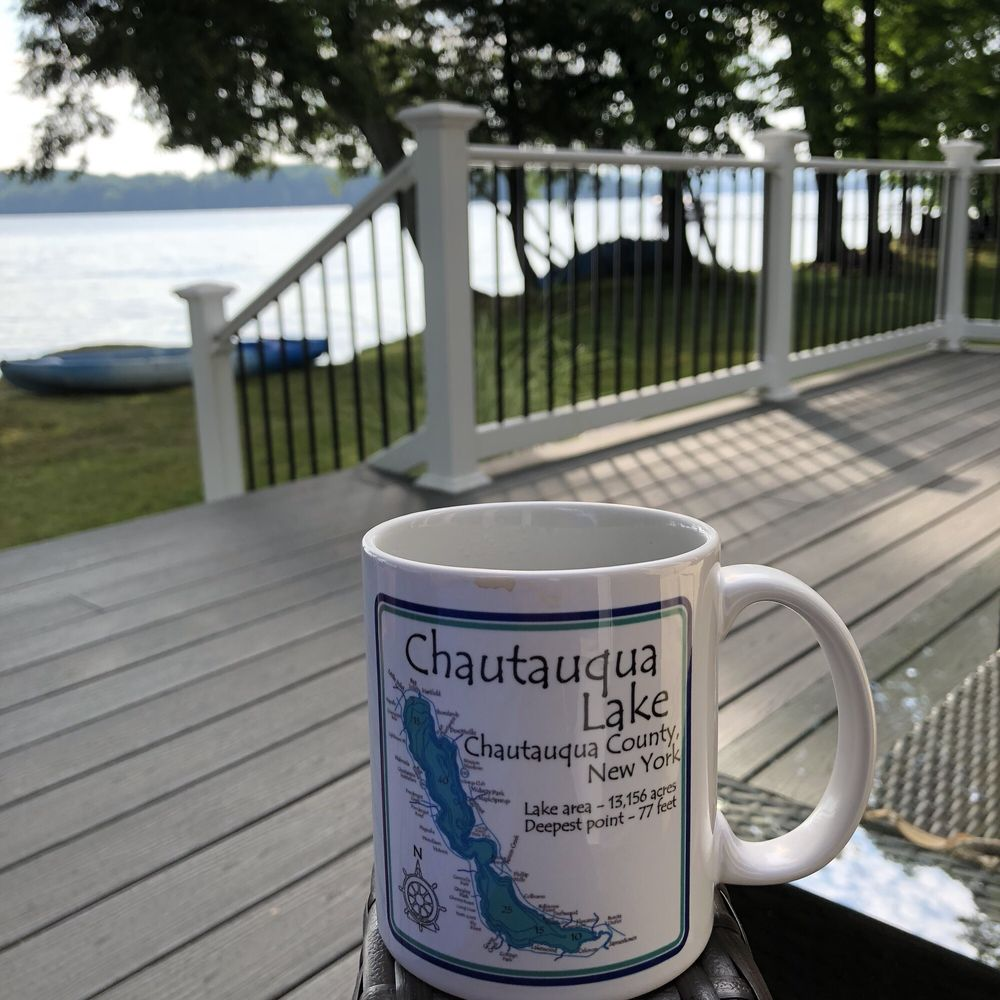 Camp Chautauqua: 3900 West Lake Rd, Stow, NY