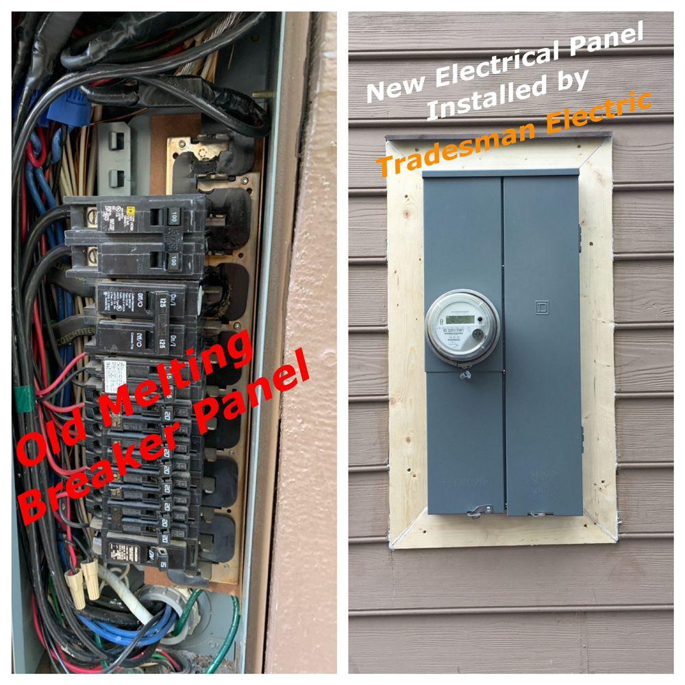 The Tradesman Electrician