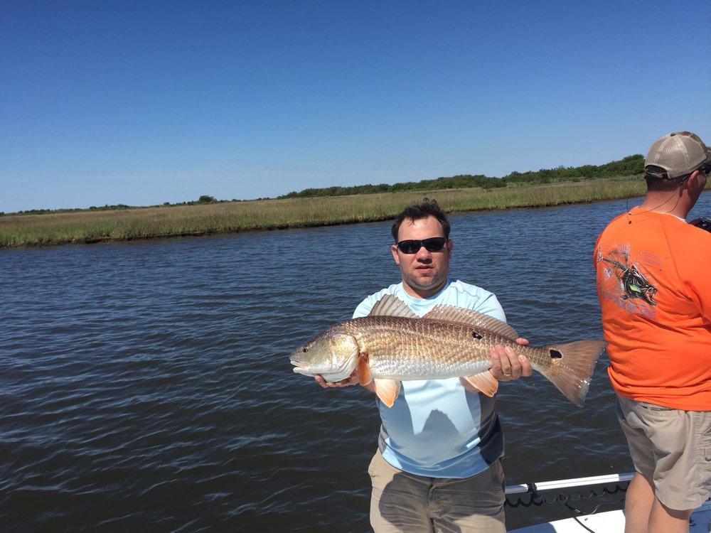 Jean Lafitte Fishing Charters: 4915 Joan Marie Dr, Barataria, LA