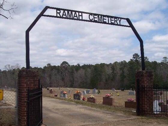 Ramah Cemetery: County Road 4475, Tenaha, TX