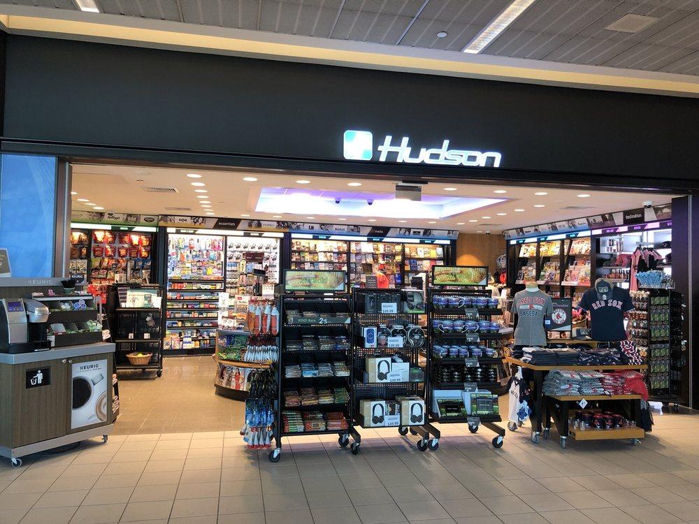 Hudson News: 1 Airport Rd, Manchester, NH