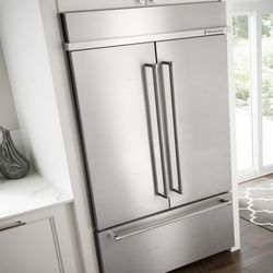 Photo Of Thornton KitchenAid Built In Fridge Repair   Denver, CO, United  States