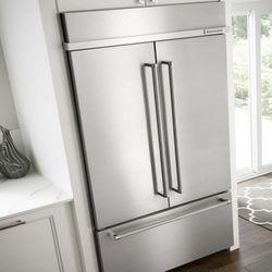 Thornton KitchenAid Built-in Fridge Repair - Appliances ...