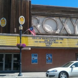 Forsythe Montana ~ Roxy Theatre ~ Marquee | Owned by Mike ... |Roxy Theatre Montana