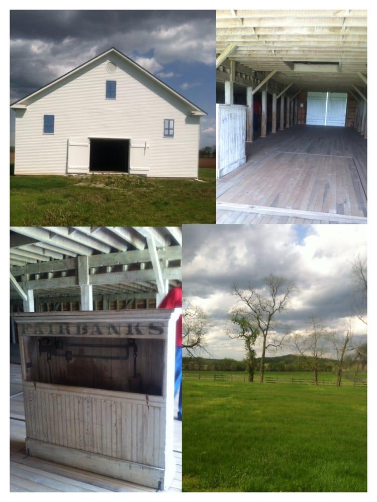 South Union Shaker Village: 896 Shaker Museum Rd, Auburn, KY