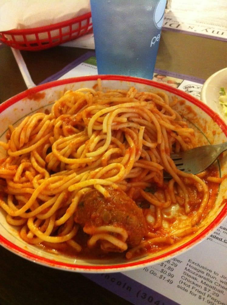 Jimmy's Diner: 1051 Hood Ave, Shinnston, WV