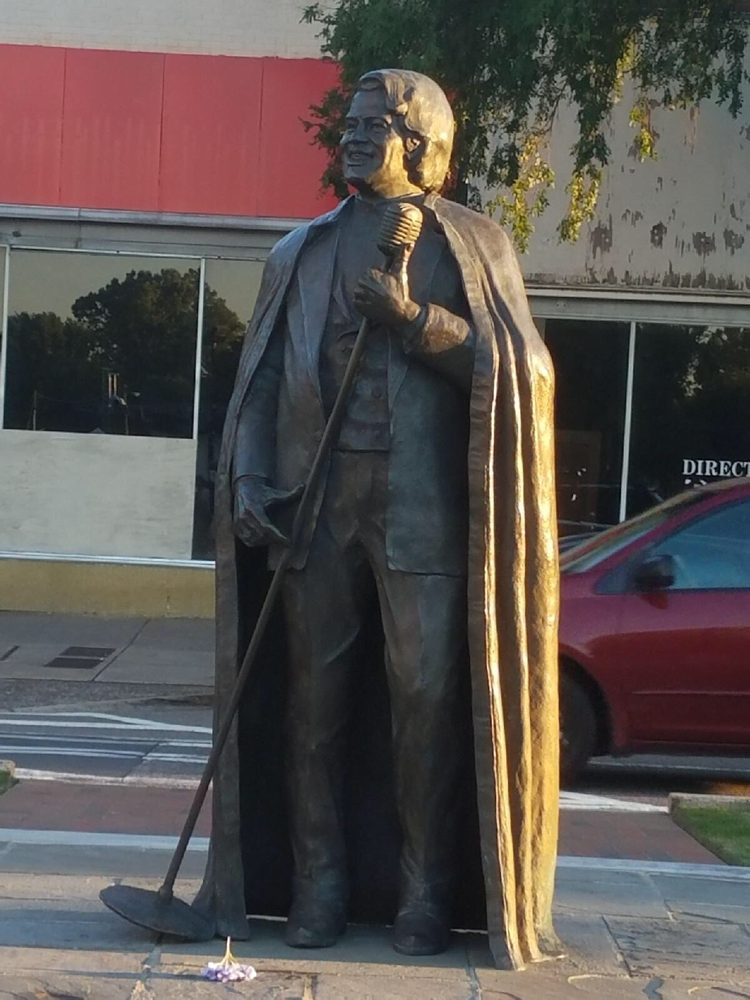 James Brown Statue: 844-846 Broad St, Augusta, GA