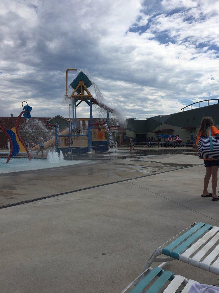 Social Spots from Spearfish Rec and Aquatics Center