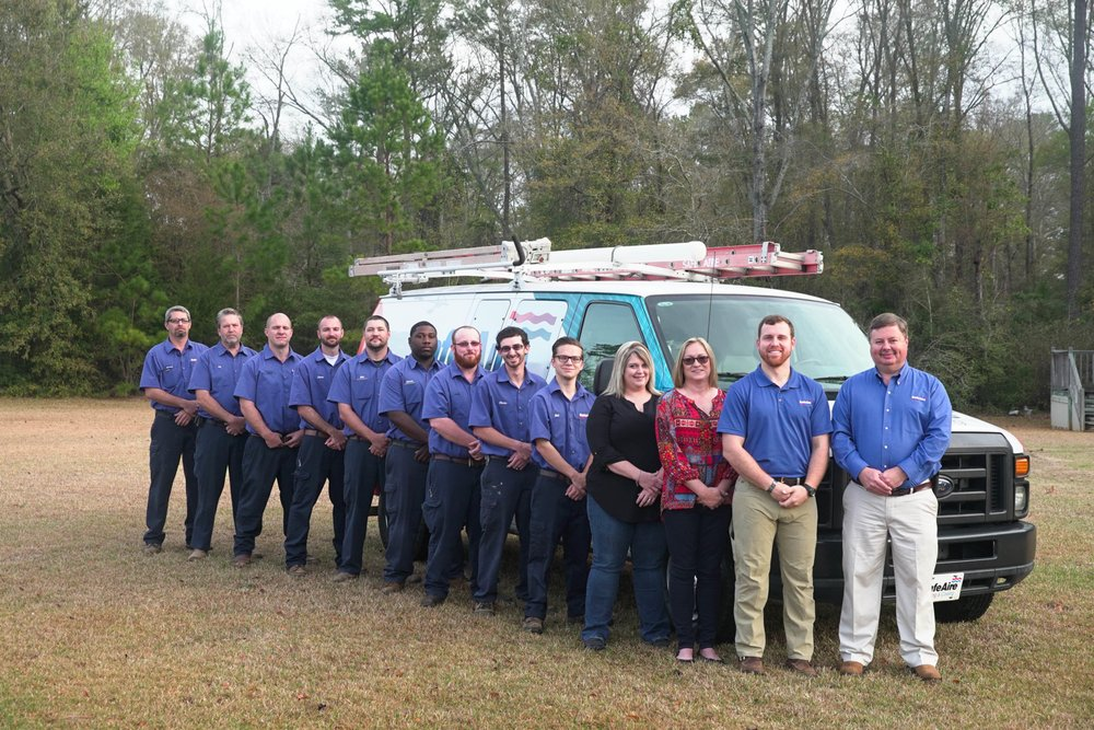 SafeAire Heating & Cooling: 3199 Palmyra Rd, Albany, GA
