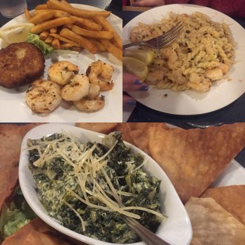 New Bern Seafood Restaurants