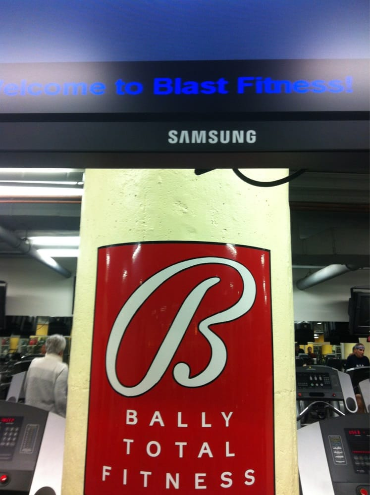 Bally's Porter Square Is Now Blast Fitness