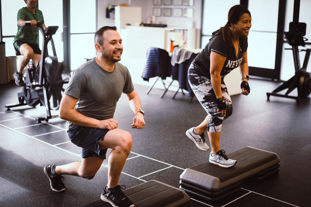 Social Spots from Pike Fitness